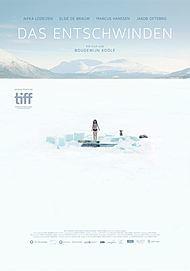 """Filmplakat für """"Das Entschwinden"""""""