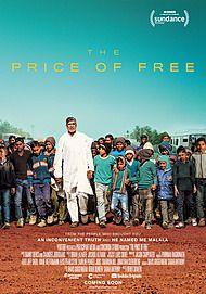 "Movie poster for ""THE PRICE OF FREE"""