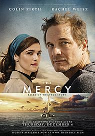"Movie poster for ""THE MERCY"""