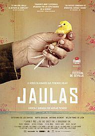 """Movie poster for """"JAULAS"""""""