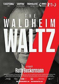 "Movie poster for ""THE WALDHEIM WALTZ"""