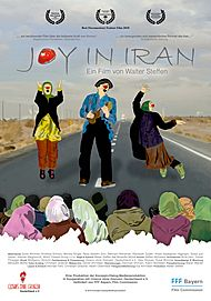 "Filmplakat für ""Joy in Iran"""