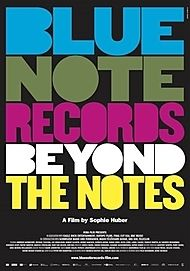 "Filmplakat für ""Blue Note Records: Beyond the Notes"""