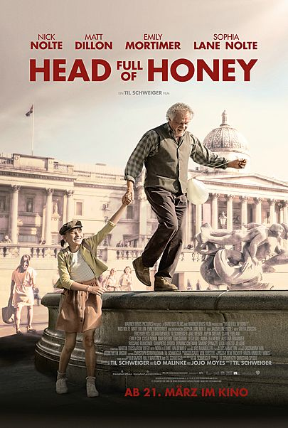"Filmplakat für ""HEAD FULL OF HONEY"""
