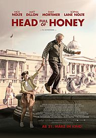 "Movie poster for ""HEAD FULL OF HONEY"""