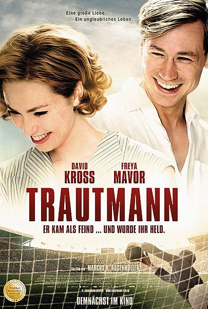 """Filmplakat für """"Trautmann"""""""