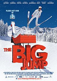 "Movie poster for ""The Big Jump"""