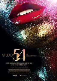 "Movie poster for ""STUDIO 54"""