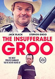 "Movie poster for ""THE INSUFFERABLE GROO"""