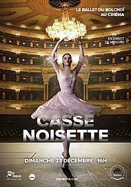 "Movie poster for ""CASSE NOISETTE 2018 (BOLCHOI - PATHE LIVE)"""