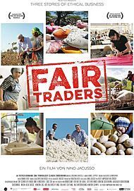 "Movie poster for ""Fair Traders"""