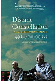 "Movie poster for ""DISTANT CONSTELLATION"""