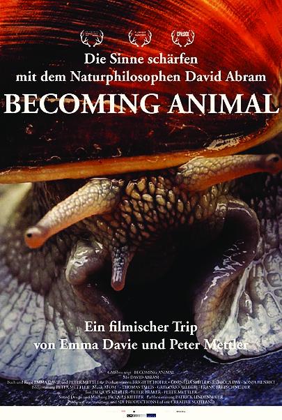 "Filmplakat für ""Becoming Animal"""