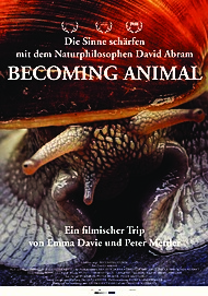 "Filmplakat für ""Becoming Animal"""