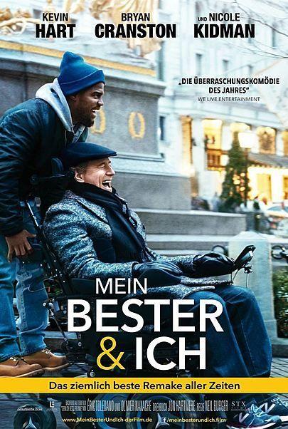 """Filmplakat für """"Mein Bester & Ich"""""""