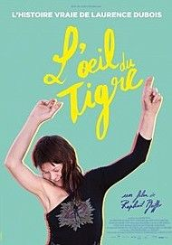 "Movie poster for ""L'OEIL DU TIGRE"""
