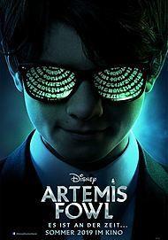 """Filmplakat für """"Artemis Fowl"""""""