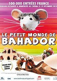 "Movie poster for ""BAHADOR"""