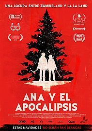 "Movie poster for ""Anna and the Apocalypse"""