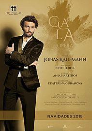 "Movie poster for ""OPERA GALA. THE BADEN-BADEN """