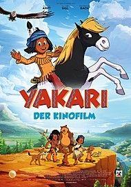 """Movie poster for """"YAKARI"""""""