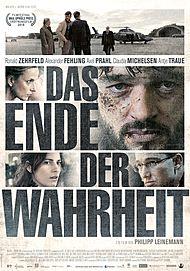 """Movie poster for """"Das Ende der Wahrheit"""""""