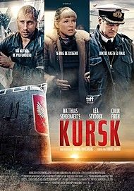"""Movie poster for """"KURSK"""""""