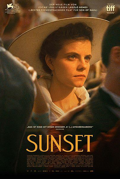 """Filmplakat für """"Sunset"""""""