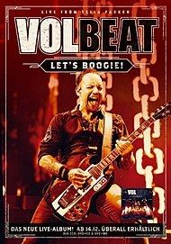 "Movie poster for ""Volbeat - Live From Telia Parken"""