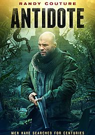 "Movie poster for ""ANTIDOTE"""