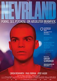 "Movie poster for ""NEVRLAND"""