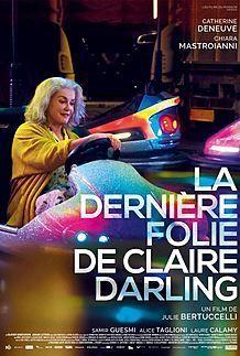 """Affiche du film """"LA DERNIERE FOLIE DE CLAIRE DARLING"""""""