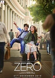 "Movie poster for ""Zero"""