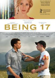 "Movie poster for ""BEING 17"""