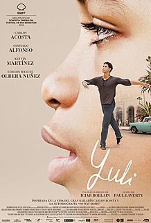 "Movie poster for ""YULI"""