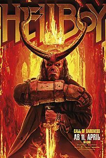 "Filmplakat für ""Hellboy - Call of Darkness"""