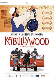 "Movie poster for ""KABULLYWOOD"""