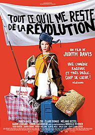 """Movie poster for """"WHATEVER HAPPENED TO MY REVOLUTION"""""""