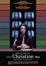 "Movie poster for ""CHRISTINE"""