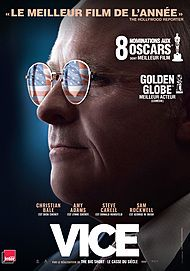 "Movie poster for ""VICE"""