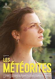 """Affiche du film """"LES METEORITES"""""""