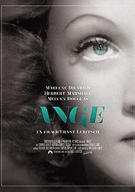"Movie poster for ""ANGEL"""