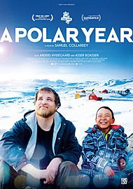 "Movie poster for ""A POLAR YEAR"""
