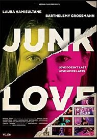 "Movie poster for ""JUNK LOVE"""