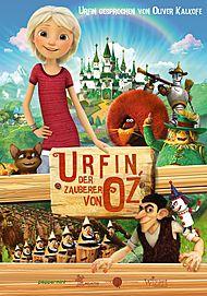 """Filmplakat für """"Urfin - der Zauberer von OZ"""""""