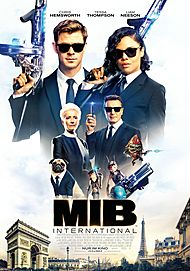 "Filmplakat für ""MEN IN BLACK : INTERNATIONAL """