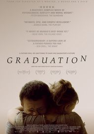 "Movie poster for ""GRADUATION"""