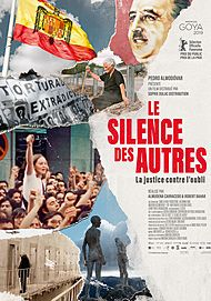 "Movie poster for ""THE SILENCE OF OTHERS"""