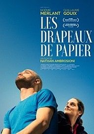 """Movie poster for """"PAPER FLAGS"""""""