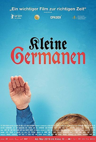 """Movie poster for """"Little Germans"""""""